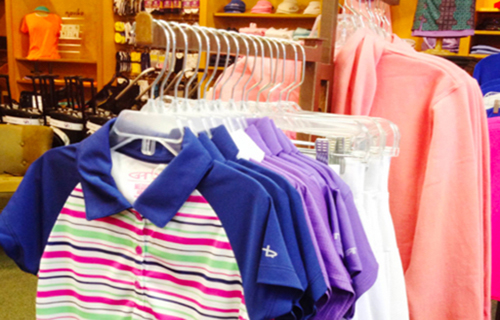 staddon heights golf club clothing