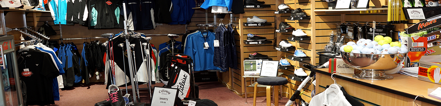 staddon heights golf club pro shop